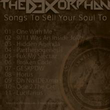 Thedexorphan - Songs To Sell Your Soul To